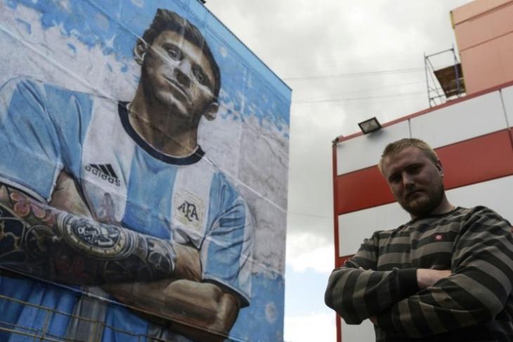 Nigeria tanpa belas kasihan untuk Messi