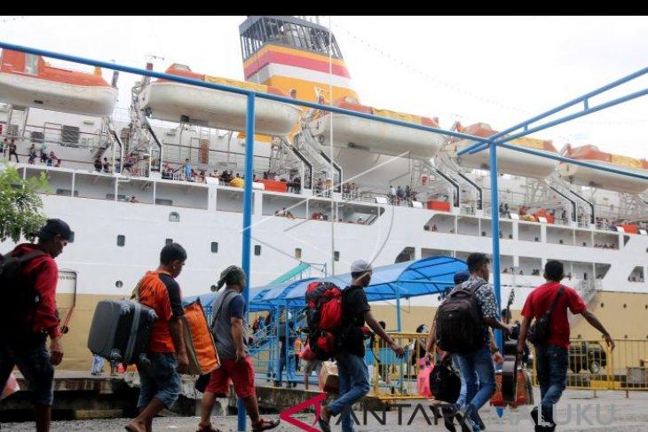PT. Pelni Cabang Ambon siapkan satu kapal tambahan antisipasi lonjakan penumpang