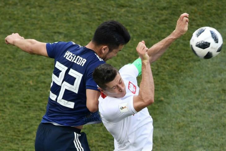 Jepang ke 16 besar meski dikalahkan Polandia 0-1
