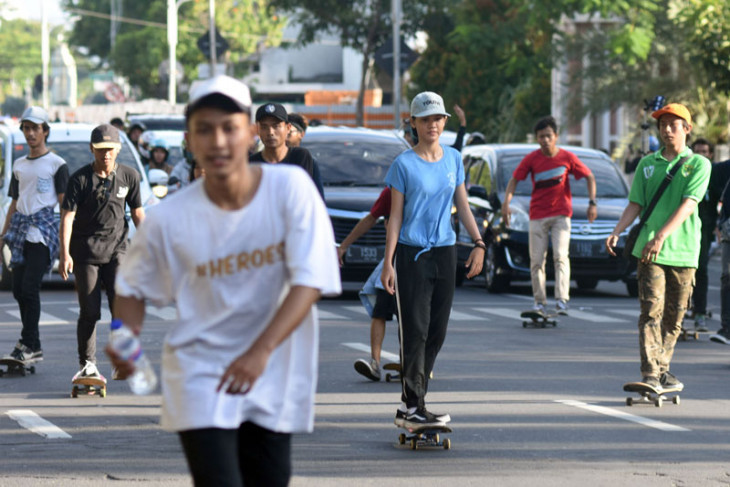 Hari Skateboard Sedunia 2018