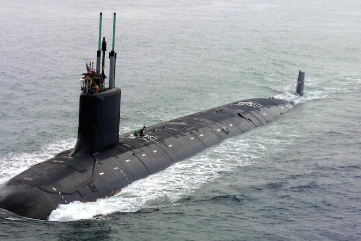 Amerika Serikat tuduh warga China selundupkan perangkat perang anti-kapal selam