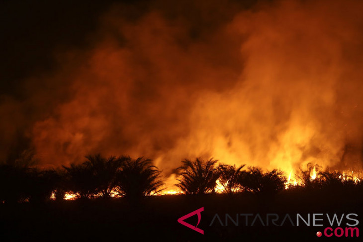 BMKG monitoring four hot spots in Aceh