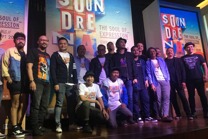 Soundrenaline 2018 hadirkan Limp Bizkit hingga Padi Reborn