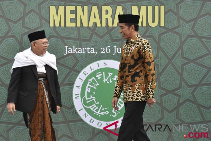 Harta kekayaan Jokowi dan Ma'ruf Amin