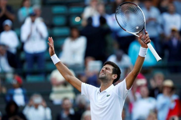 Djokovic melaju ke final Cincinnati Masters