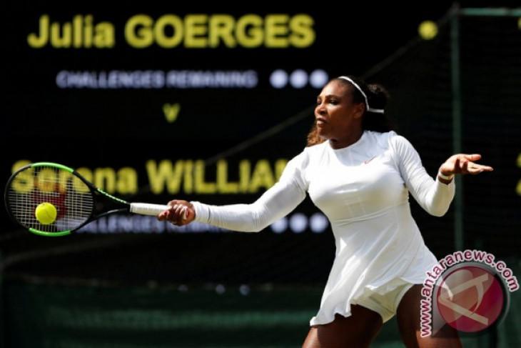 Serena Williams mundur dari Piala Rogers