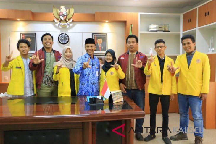 Dahnial harapkan mahasiswa KKN angkat keunikan dan keunggulan HSS
