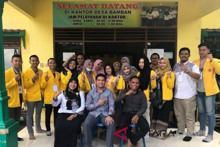 Ketua DPRD HSS harapkan mahasiswa KKN bantu pemerintahan desa