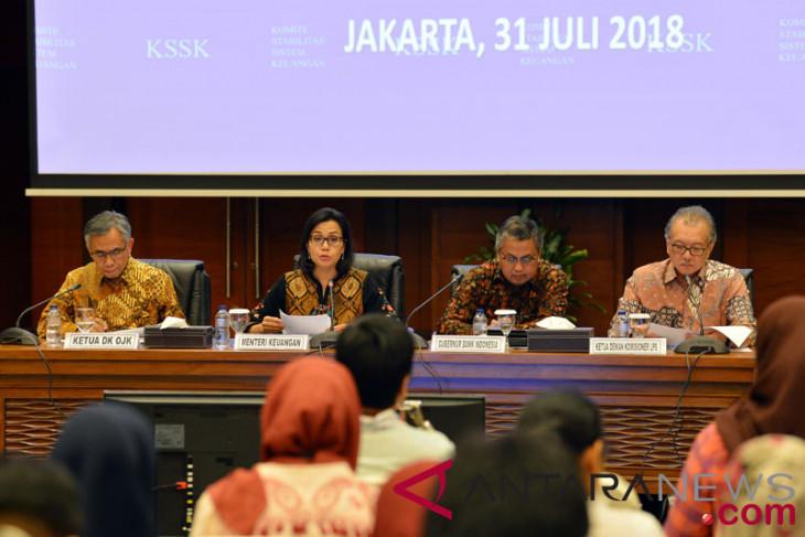 KSSK pantau dampak politik ke sistem keuangan