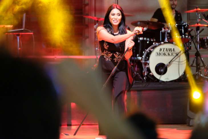 "Anggun C Sasmi kembali masuk Billboard lewat ""The Good Is Back"""