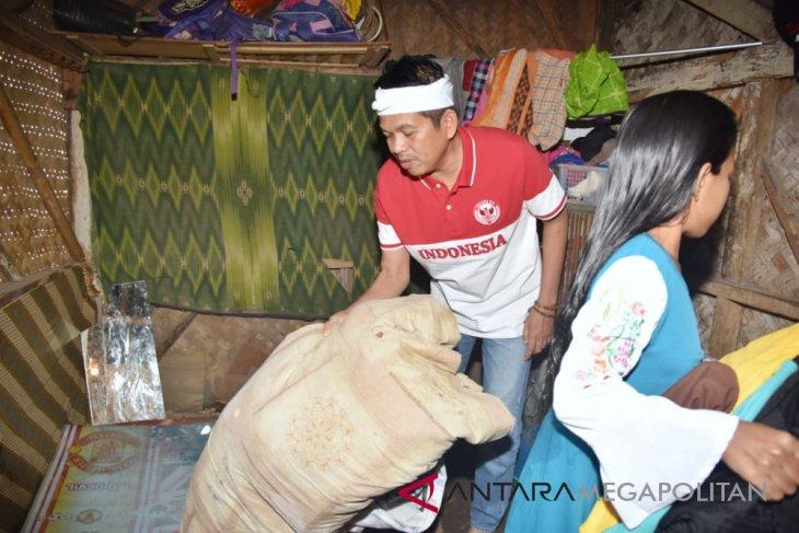 Dedi Mulyadi bongkar rumah anak yatim di Karawang
