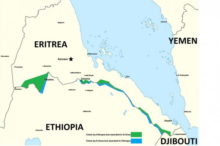 Ethiopia dan Eritrea sepakat akhiri perang
