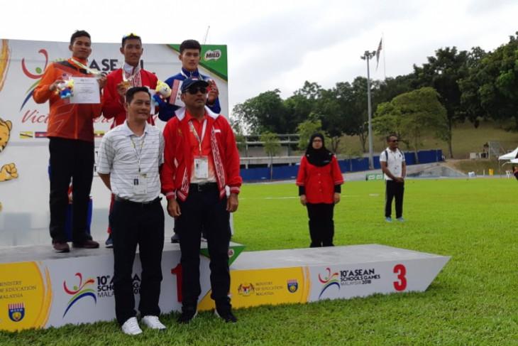 Indonesia awali emas ASG dari lompat jauh