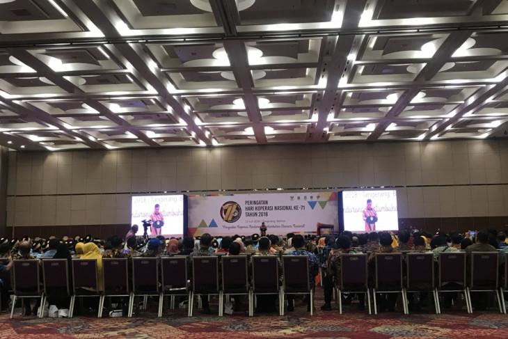 Ketua Dekopin ajak insan koperasi dukung Jokowi di Pilpres 2019