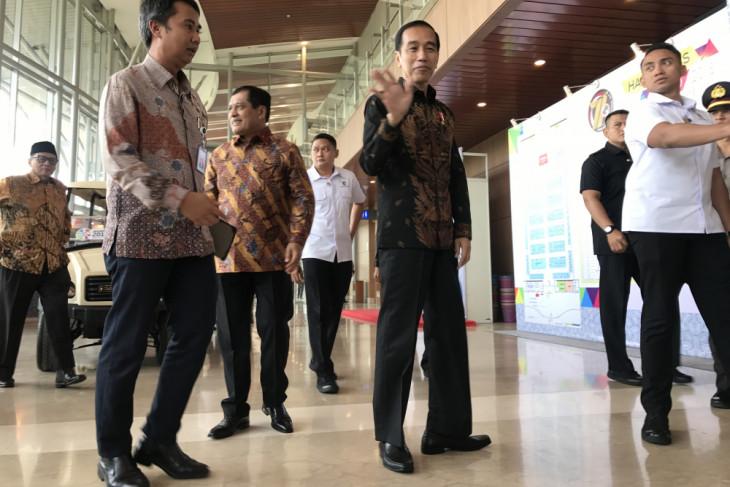 Jokowi ungkap tim sepak bola jagoannya