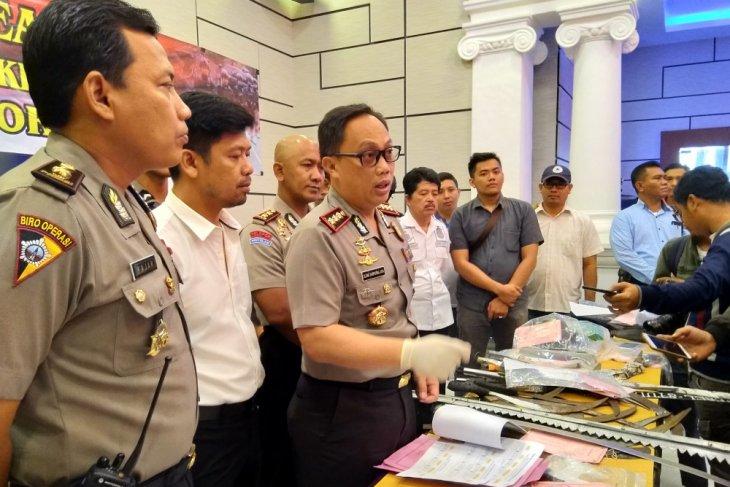Polresta Bogor tangkap remaja pelaku penganiayaan