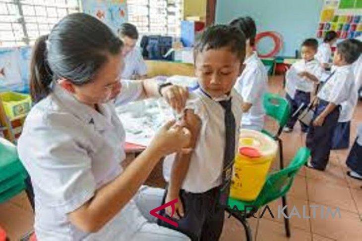 Pemkot Balikpapan berikan imunisasi Rubella Agustus