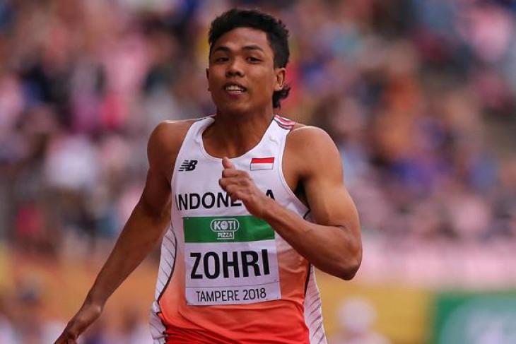 Zohri pernah berlatih telanjang kaki karena tak punya sepatu