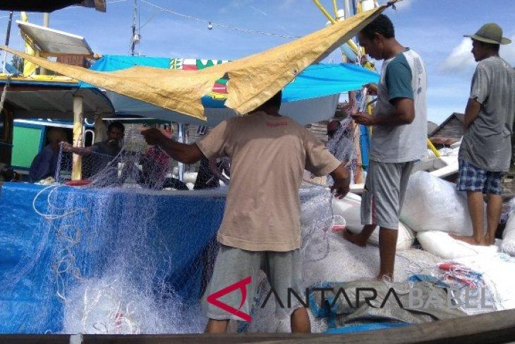DKP Bangka Barat segera distribusikan bantuan jaring