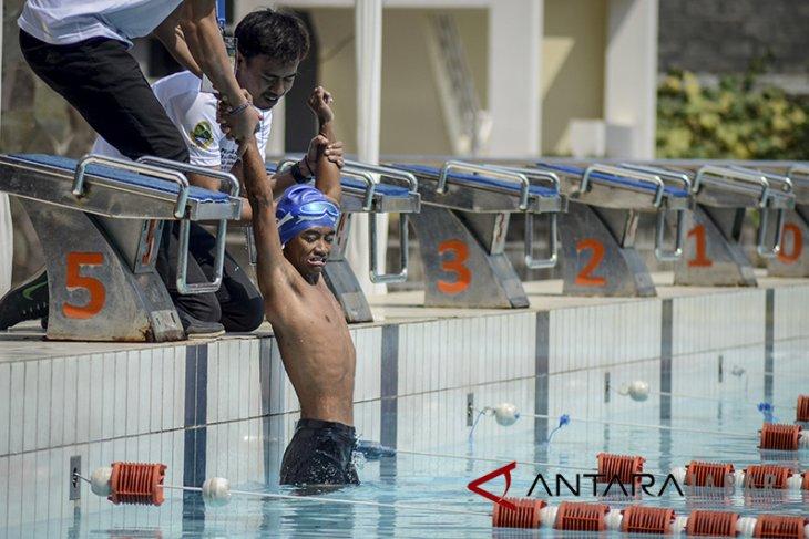 Pekan Paralimpik pelajar daerah