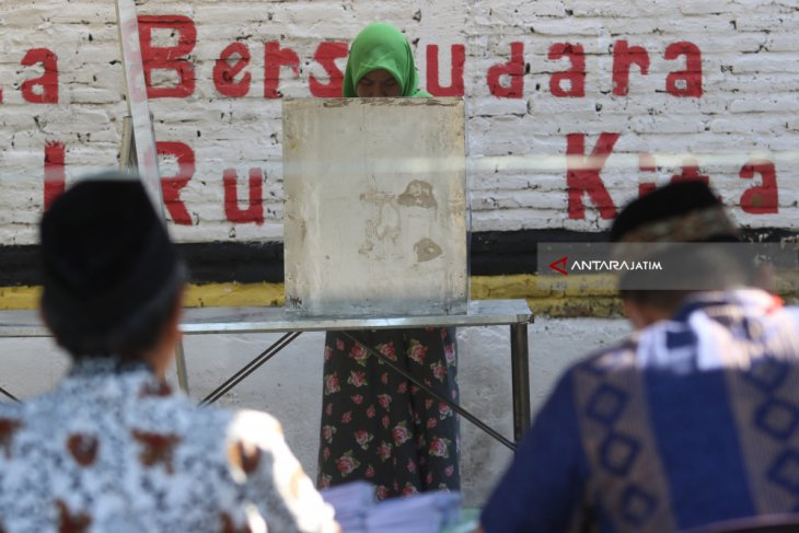 KPU Tulungagung Coret 508 Nama Pemilih Ganda