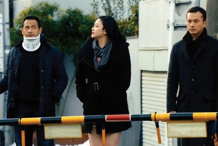 "TIFF rilis trailer ""Asian Triple-Fold Mirror"" yang dibintangi Nicholas Saputra"