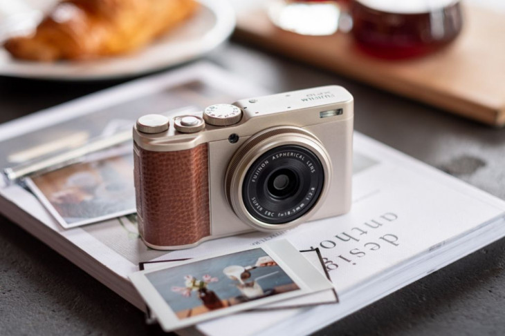 Fujifilm hadirkan kamera Fujifilm XF10