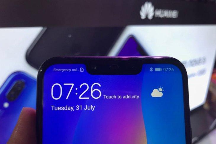 Ponsel lipat Huawei disebut mendukung 5G