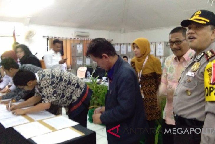 Angka partisipasi masyarakat Sukabumi meningkat