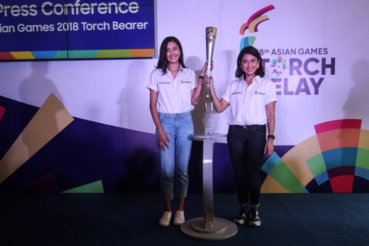 Pawai obor Asian Games akan lintasi tujuh kabupaten Sumsel