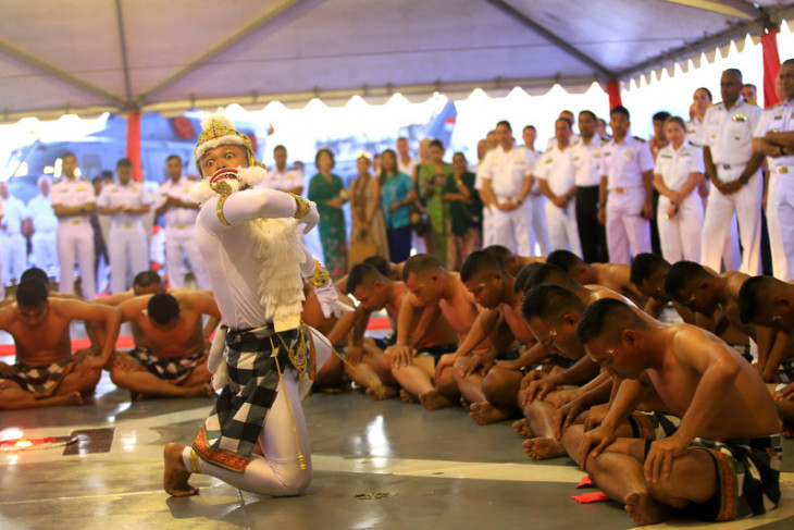 Pesta budaya Indonesia di Hawaii