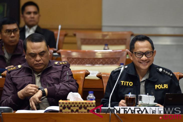 Polda Lampung perkuat pengamanan Asian Games
