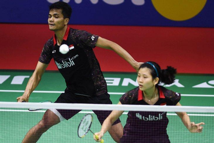 11 wakil Indonesia ke putaran dua Thailand