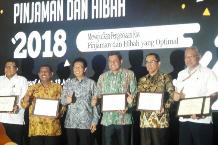 Capai nilai tertinggi, Balitbangtan raih penghargaan pengelolaan PHLN