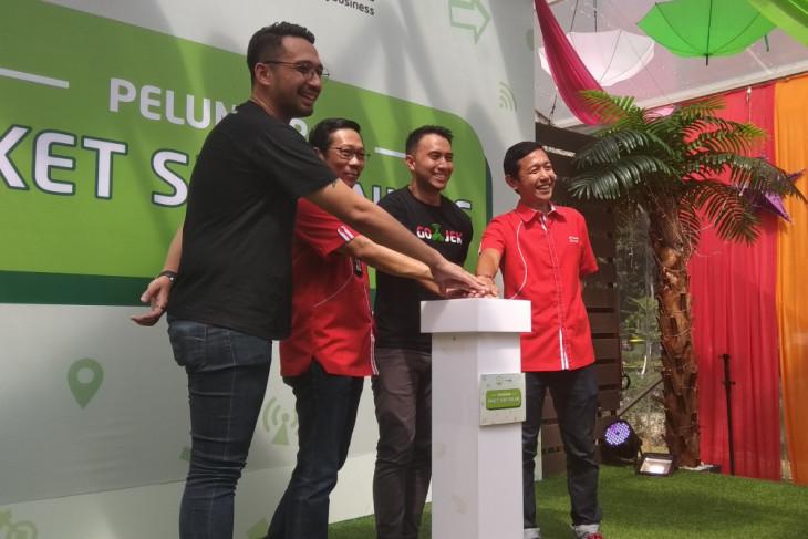 GO-JEK dan Telkomsel sediakan paket khusus pengemudi
