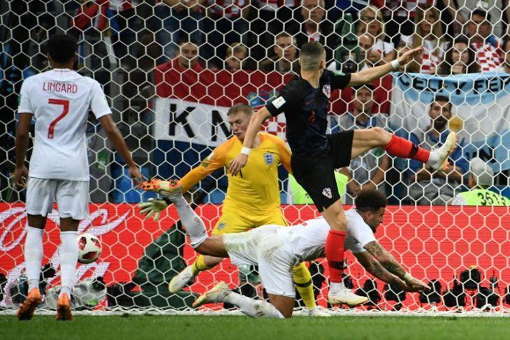 Nike rayakan dua tim finalis Piala Dunia