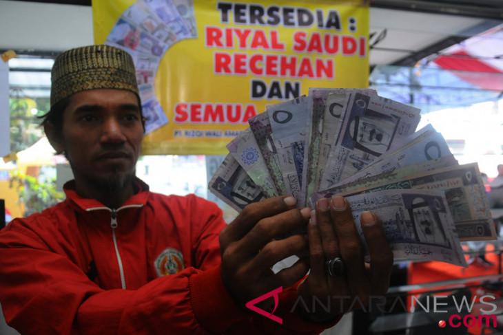 Jasa Penukaran Uang Riyal Calon Haji