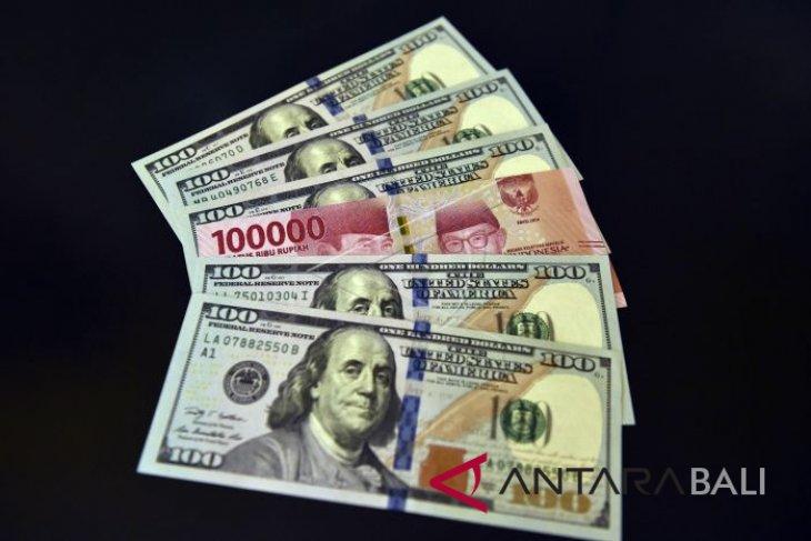 Rupiah Selasa menguat tipis menjadi Rp15.208 per dolar AS