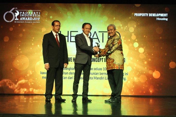 The Patio Lippo Cikarang Raih Penghargaan PIA 2018