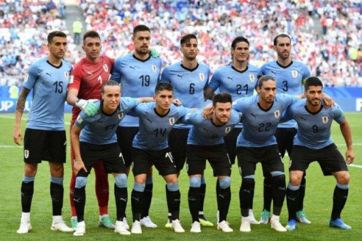 Uruguay juarai China Cup setelah gunduli Thailand 4-0