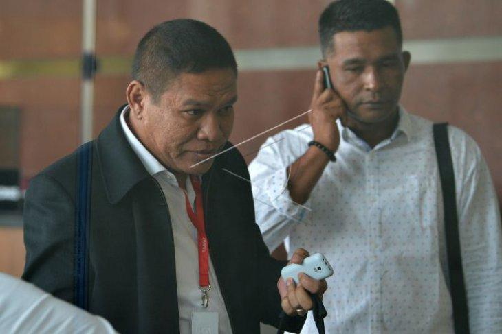 KPK panggil lima saksi suap penyaluran DOKA