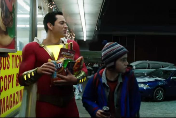 Trailer Shazam!, film jagoan DC terbaru dirilis