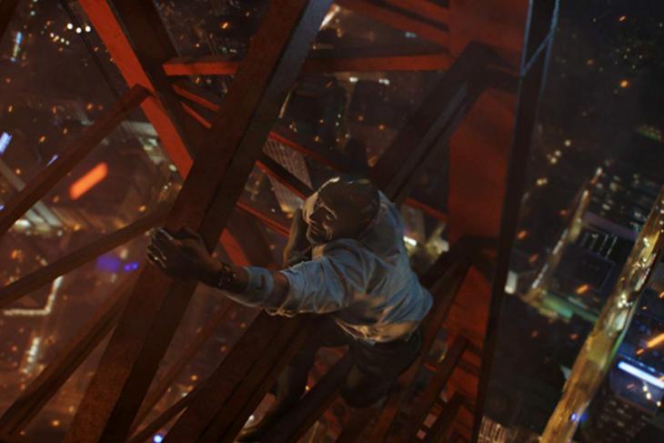 Skyscraper, menegangkan bagi pencinta ketinggian