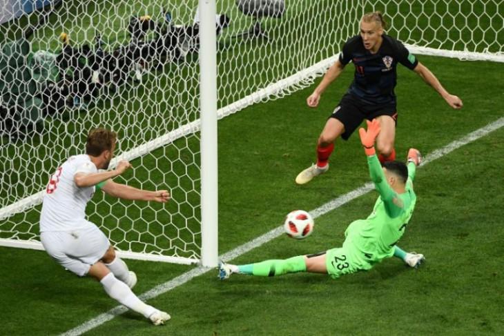 Domagoj Vida dicemooh penonton pada laga Kroasia-Inggris