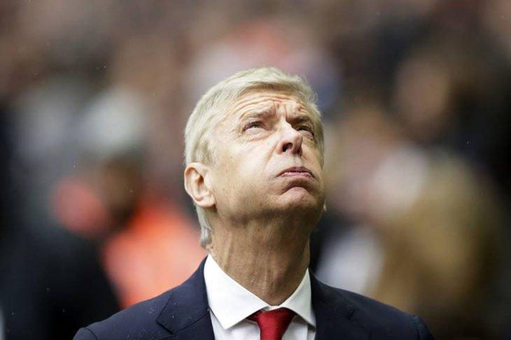 Selama di Arsenal, Wenger ngaku frustasi dituntut banyak hal