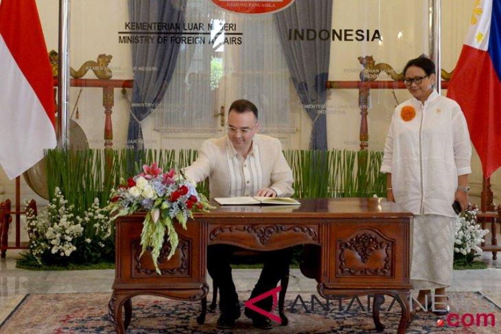 Pertemuan Indonesia dan Filipina