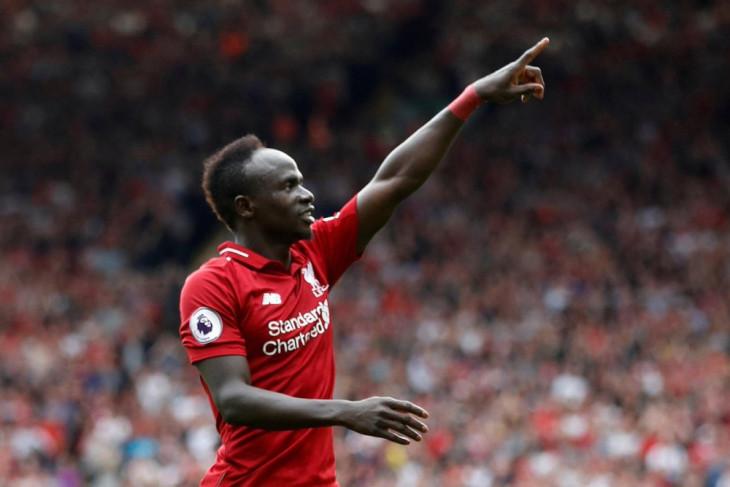 Liverpool pesta empat gol tanpa balas dalam laga pekan pembuka