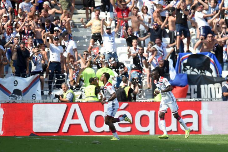 Depay cetak gol, Lyon buka musim dengan kemenangan