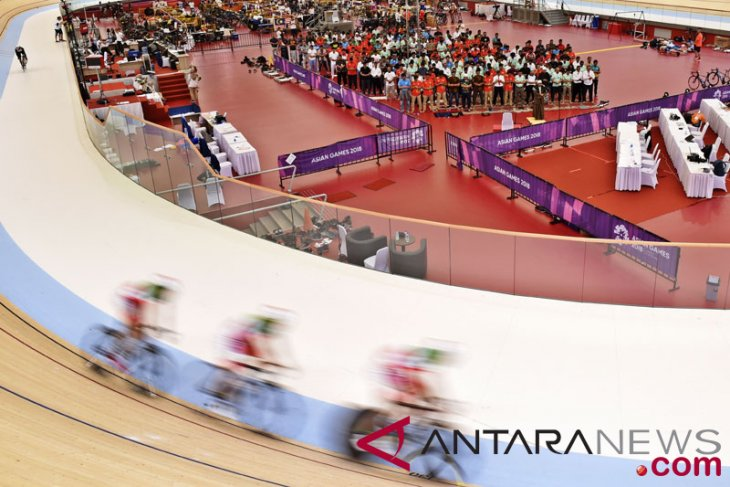 Indonesia ready to compete in Asian cycling championship