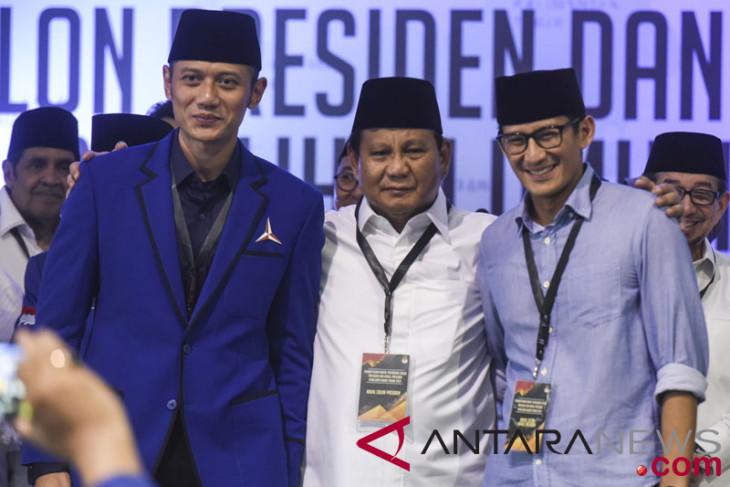 Prabowo-Sandi Daftar Ke KPU